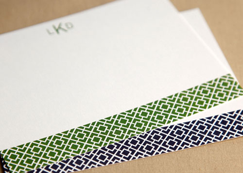 Hop the Fence Stationery