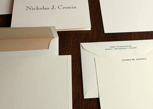 Men's Stationery